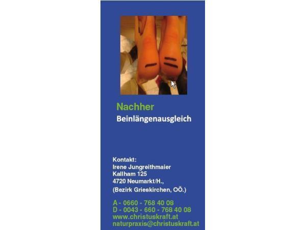 Singles Neumarkt Im Hausruckkreis, Kontaktanzeigen aus