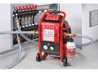 Rothenberger ROPULS eDM Spülkompressor - Zum Entschlammen und Reinigen von Heizungssystemen und zum Spülen von Trinkwasserleitungen nach EN 806 / DIN 1988-2  Art:Nr.1000001134