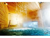 Gletscherwasser und Finnische Sauna im Schwarzbrunn Spa