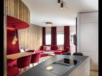 Nennerhof - Wohnraum mit Küche