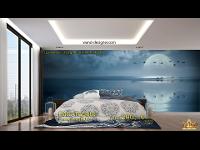 hochwertige Foto-Tapete mit individuellem Design und Format
