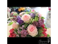Sommer Zarter Blumenstrauß