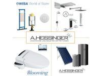 Heißinger Albert - Haustechnik u. Industrievertretungen