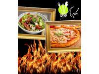 Pizza bei Ada Pizza- und Kebaphaus