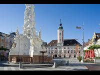 Rathausplatz St. Pölten c Werner Jäger