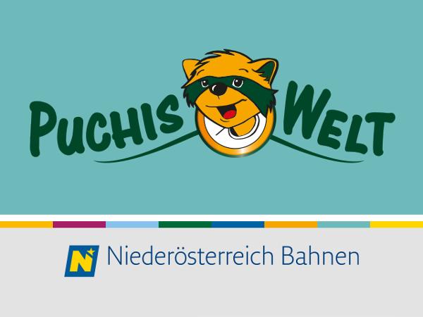 Vorschau - Puchis Welt - Logo