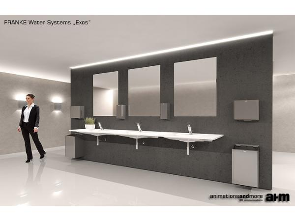 Franke Water Systems - Waschtischserei