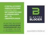 Elektro Bloder