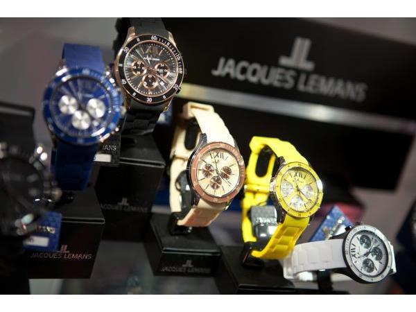 Vorschau - Jacques Lemans Uhren mit Kautschukband
