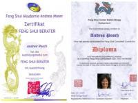 Feng Shui Beratung - Andrea Maria Posch