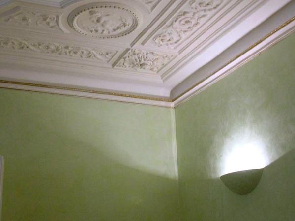 Vorschau - Altbausanierung inklusive Stuck-Restaurierung