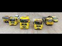 Pannendienst-Flotte Dienstleistungszentrum Ford Danner