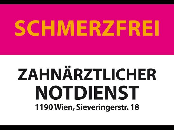 Vorschau - Zahnarzt Notdienst Wien