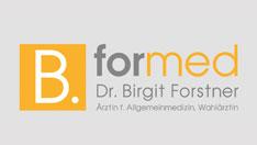 Forstner Birgit Dr, Ärztin für Allgemeinmedizin