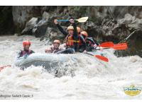 Rafting mit Motion Outdoor Center