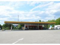 Shell Tankstelle Autobahnraststation Gralla