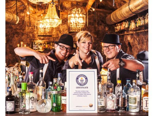 Guinness World Records - Certificate
