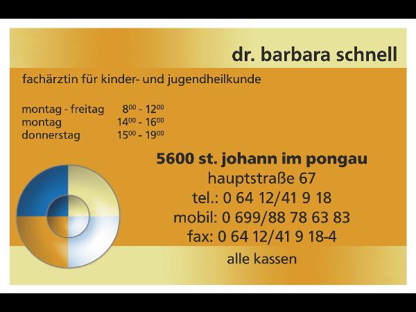 Vorschau - Dr. Barbara Schnell