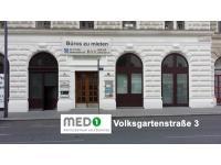 MED-1 Ärztezentrum Volksgarten