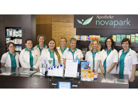 Team der Nova Park Apotheke