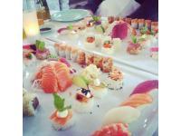 Dots Sushi-Platte