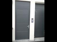 Krispol Nebentüre mit Oberlichte
