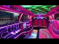 Chrysler Strechlimousine Pink innen
