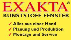 EXAKTA Kunststoffenster P.Volkert Ges.m.b.H. & Co OHG