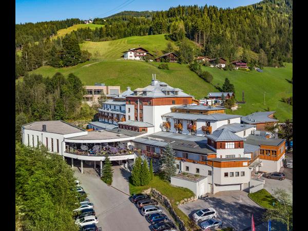 Vorschau - Sporthotel Wagrain Außenansicht