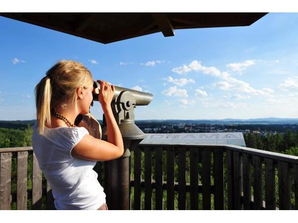 Vorschau - Waldviertel Tourismus - Aussichtswarte Blockheide