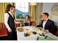 Haubenküche - Vital-Landhotel Pfleger