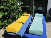 Detensor-Rücken-Therapiematte
