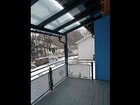 Balkonzubau