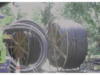 Gleitmittel für den Kabel-Einzug