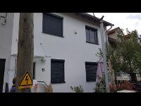 Fassadenanstrich Nachher