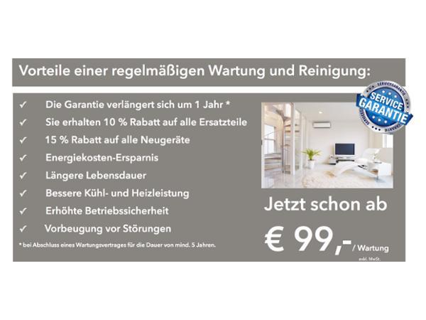 Vorschau - JETZT Ihre Klimaanlage warten lassen ab € 99,-