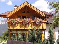 Niedrigenergie Ferienhaus Artho