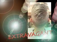 Extravaganter Hairstyle!