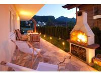 Terrasse mit wunderschönem Panorama