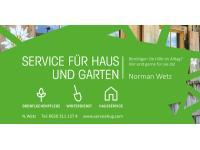 Wetz Service für Haus und Garten