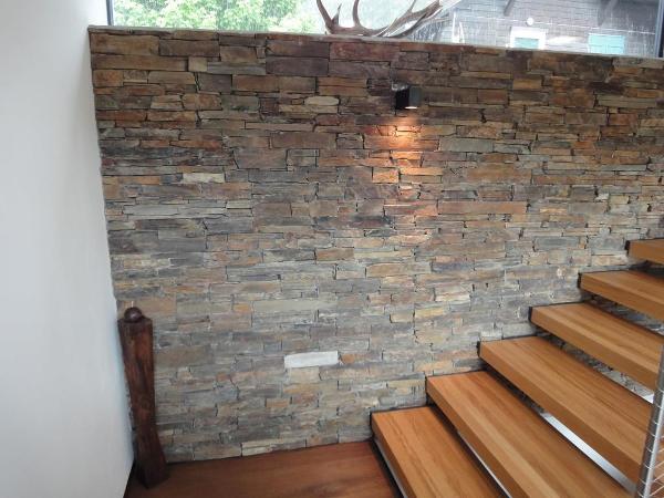 Rusty Schiefer - orig. Rockline Mauerverblender