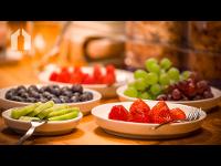Frisches Obst bereiten wir gerne zu