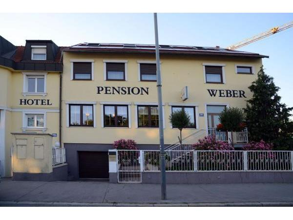 Pension weber gmbh in wien for Pension weber