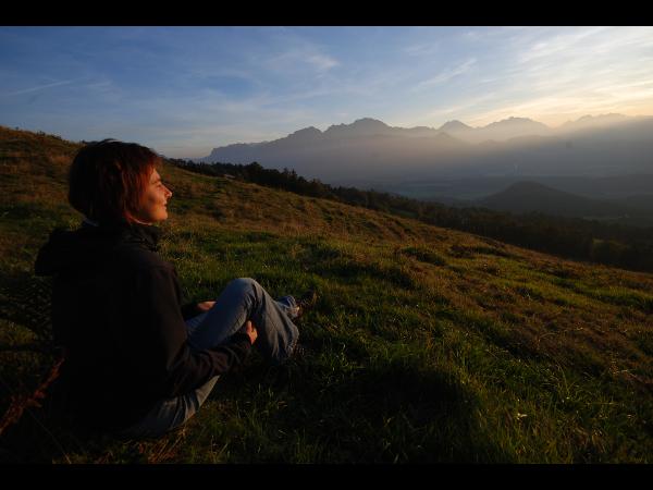 Vorschau - Höhenwanderweg  Krispl