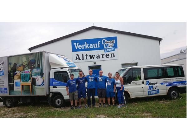 Vorschau - Entrümpelung Wien / Räumung Wien