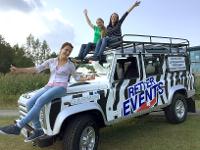 TEAMSPIRIT - Immer gut drauf ist das RETTER EVENTS Team!