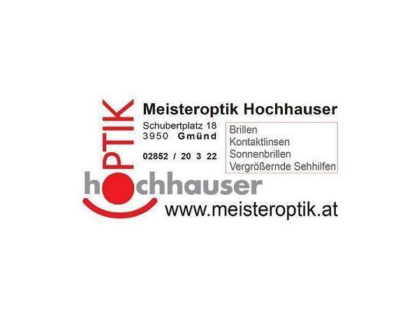 Vorschau - Foto 1 von HOCHHAUSER MEISTEROPTIK
