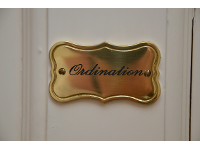 Eingang Ordination