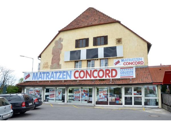 """""""Matratzen Concord GesmbH"""", """"2620 Neunkirchen"""", """"Matratzen"""