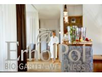Neue Bio-Garten-Wellness ErholPOL im Landhotel Rupertus in Leogang